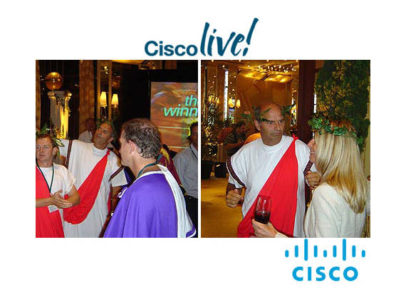Meeting internazionale Cisco System