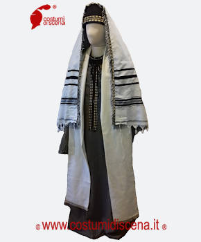 The Jewish High Priest costume