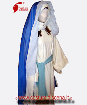 Blessed Virgin Mary costume